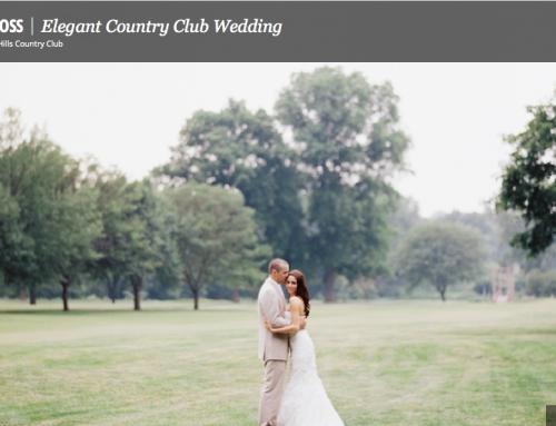 Elegant Country Club Wedding | Hudson Valley, NY