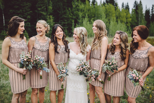 3 Simple Tips to Unique Bridesmaid Dresses - West Hills Country Club