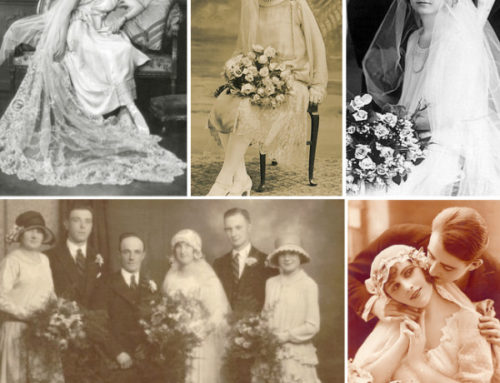 Watch 100 Years Of Wedding Dresses In 3 Minutes!