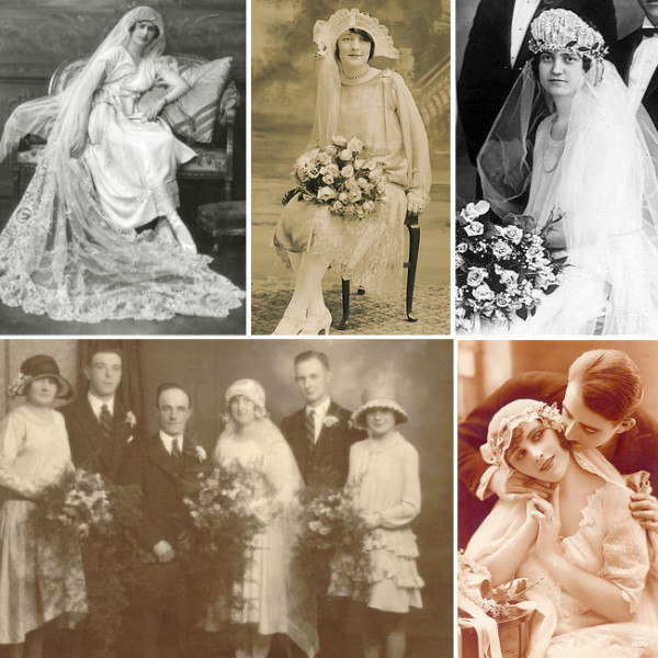 Watch 100 Years Of Wedding Dresses In 3 Minutes! - West Hills ...