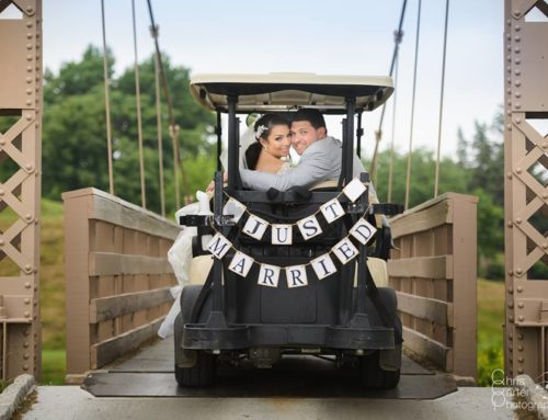 Your Guide to Our Golf Course – Where to Take Amazing Wedding Day Pictures