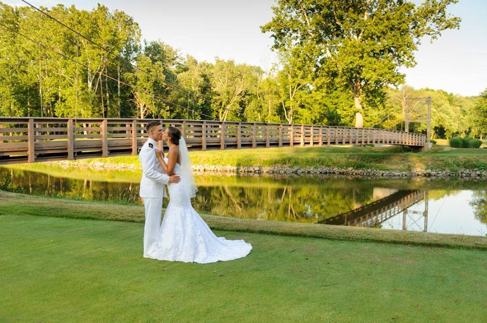 Your guide to our golf course where to take amazing for How to take wedding photos