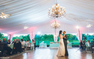 Outdoor Ballroom in Middletown NY