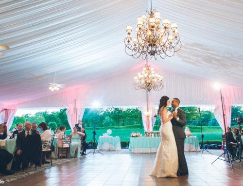 Booking an Outdoor Ballroom vs. A Tented Wedding