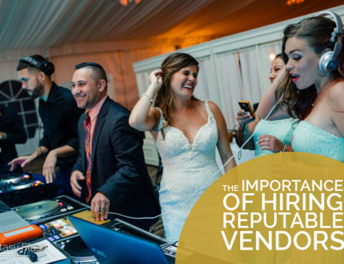 The Importance of Hiring Professional and Experienced Wedding Vendors